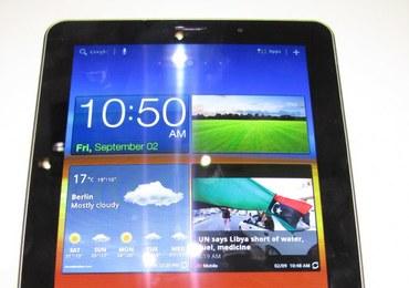 Galaxy Tab 7.7 atrakcją berlińskich targów elektroniki