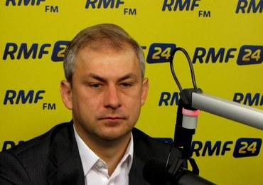 Grzegorz Napieralski: Ulgi rodzinne tylko dla potrzebujących, internet dla wszystkich