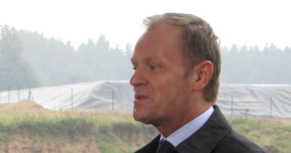 W 2014 roku może rozpocząć się komercyjne wydobycie gazu łupkowego w Polsce - powiedział premier Donald Tusk podczas wizyty w Lubocinie w województwie pomorskim. To właśnie tam udało się rano uwolnić na powierzchnię gaz z łupków.