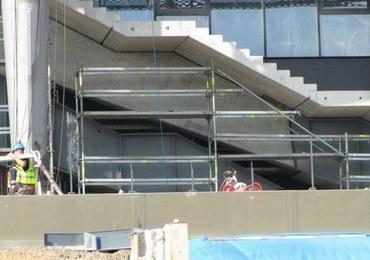 Prawie milion złotych kary za schody na Stadionie Narodowym