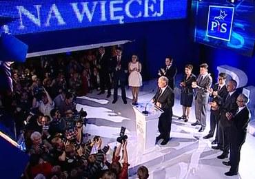 Kaczyński: Wierzymy, że Polska potrzebuje zmian