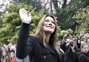 Carli Bruni po raz drugi została mamą