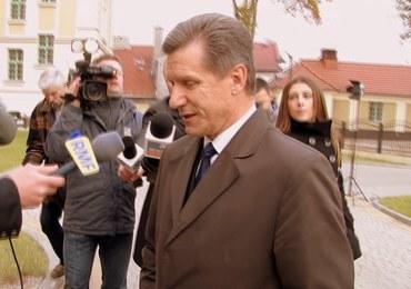 Proces Małkowskiego za zamkniętymi drzwiami