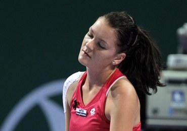 Radwańska przegrała z Kvitovą i nie zagra w półfinale turnieju Masters