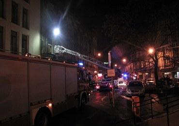 11 osób rannych w krakowskiej dyskotece