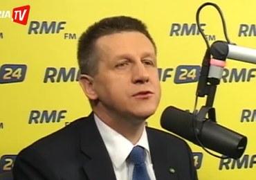 Bury ujawnia godzinę zaprzysiężenia rządu i expose premiera