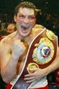 Michalczewski damskim bokserem?