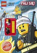 Lego City. Pali się!