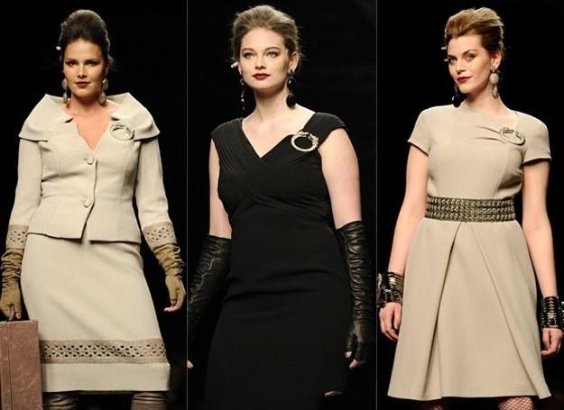 09480f69d75dbf Jesienna moda dla puszystych - Kobieta w INTERIA.PL