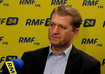 Ireneusz Raś: Oczekuję, że Tusk weźmie na siebie nadzór i koordynację Euro 2012