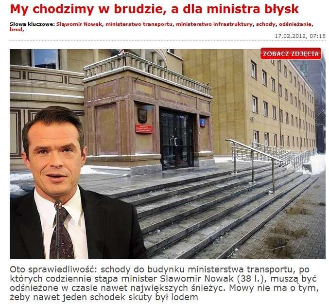 ". /Ze strony ""Fakt.pl"" /Fakt"