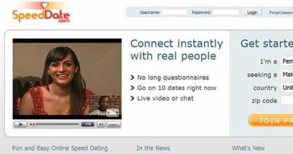 Minuta szybkiego randkowania