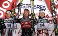 PŚ Sestriere - slalom specjalny: Triumf Buraas
