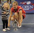 Kim Clijsters wygrała US Open