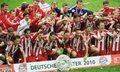 Bayern Monachium mistrzem Niemiec
