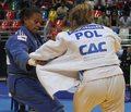 PŚ w judo: Pogorzelec w półfinale w Birmingham
