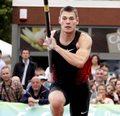 Historia rekordu Polski w skoku o tyczce mężczyzn