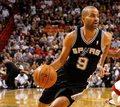 NBA: 42 punkty Tony'ego Parkera w meczu w Oklahoma City