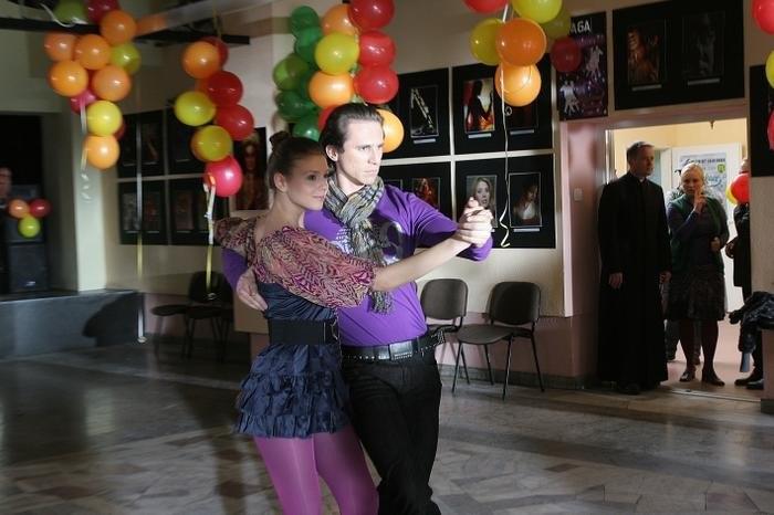 Zobacz trailer: Konkurs tańca