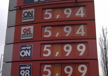 Ceny paliw przed świętami poszły w górę