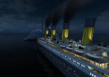 Tak tonął Titanic - zobacz rekonstrukcję