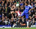 Półfinał Ligi Mistrzów: Chelsea FC - FC Barcelona 1-0