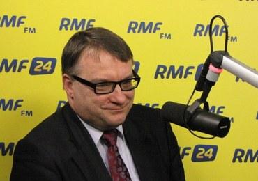 Marek Biernacki: Sprawa Papały - goniono królika, szukano wątku politycznego