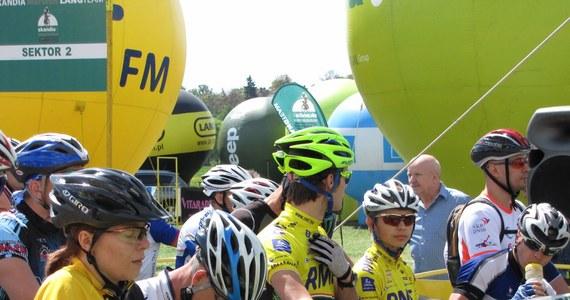 Przed południem ruszyła tegoroczna edycja Skandia Maraton Lang Team - jednego z największych w Polsce cykli kolarskich wyścigów dla amatorów i profesjonalistów. Tak jak rok temu pierwszym miastem, do którego zjechali rowerzyści z całego kraju, jest Kraków.