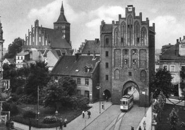 Olsztyńskie tramwaje na starych fotografiach