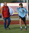 Rafa Benitez broni Vicente del Bosque