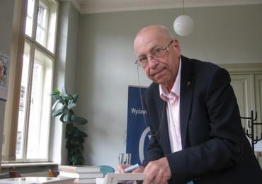 Jerzy Stuhr: Choroba może dotknąć każdego, ta książka zainteresuje ludzi