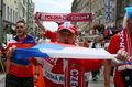 Pierwsi kibice weszli na wrocławski stadion