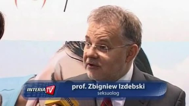 Seksualność jest kategorią zdrowia. W razie problemów, nie bójmy się korzystać z porad specjalistów - radzi seksuolog, prof. Zbigniew Izdebski.