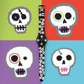 Swatch Dia de Muertos - o śmierci na wesoło