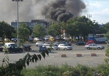 Zamach na lotnisku w Burgas