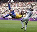 Brazylia zmierzy się z Meksykiem w finale turnieju piłkarskiego IO