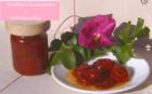 Konfitura z owoców róży