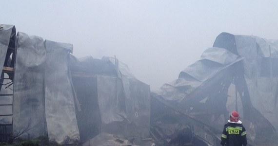 Zapadła decyzja o wszczęciu śledztwa w sprawie pożaru hali magazynowej w Wólce Kosowskiej koło Warszawy, gdzie spłonęło 5 tysięcy metrów kwadratowych hali. Według jednej z hipotez ogień pojawił się na skutek podpalenia. Śledztwo będzie dotyczyć sprowadzenia zagrożenia dla życia lub zdrowia wielu osób.