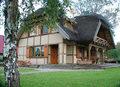 Dom pachnący drewnem