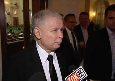 Kaczyński: Komisja doprowadziłaby do kompromitacji Po