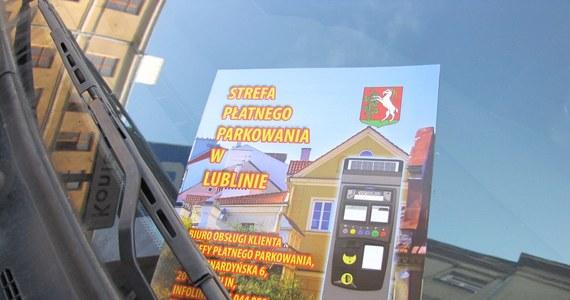 Od 1 października kierowców w Lublinie czekają rewolucyjne zmiany. Ulic z płatnym parkowaniem będzie więcej. Biletu nie kupią już w kiosku, a w parkometrze.