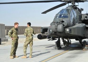 Książe Harry znowu w Afganistanie