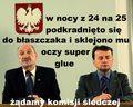 Antoni Macierewicz wykrył kolejny spisek