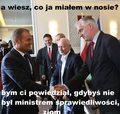 Jarosław Gowin ma w nosie literę prawa. Tak powiedział