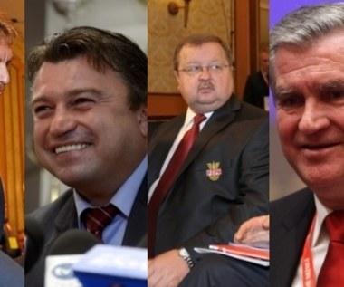 Stefana Antkowiaka, Zbigniewa Bońka, Romana Koseckiego, Zdzisława Kręcinę, Edwarda Potoka