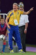 Andrij Bal tymczasowym selekcjonerem kadry Ukrainy