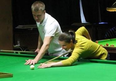 Bogacka o snookerze: To dla mnie coś nowego, lubię atmosferę treningów