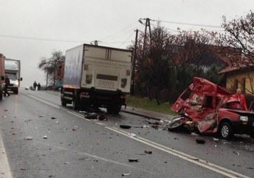 Trudna sytuacja na drogach. Kierowcy, uważajcie!