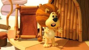 Raa Raa - mały, hałaśliwy lew