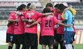 Kibice nie zgodzili się, by piłkarze zagrali na różowo